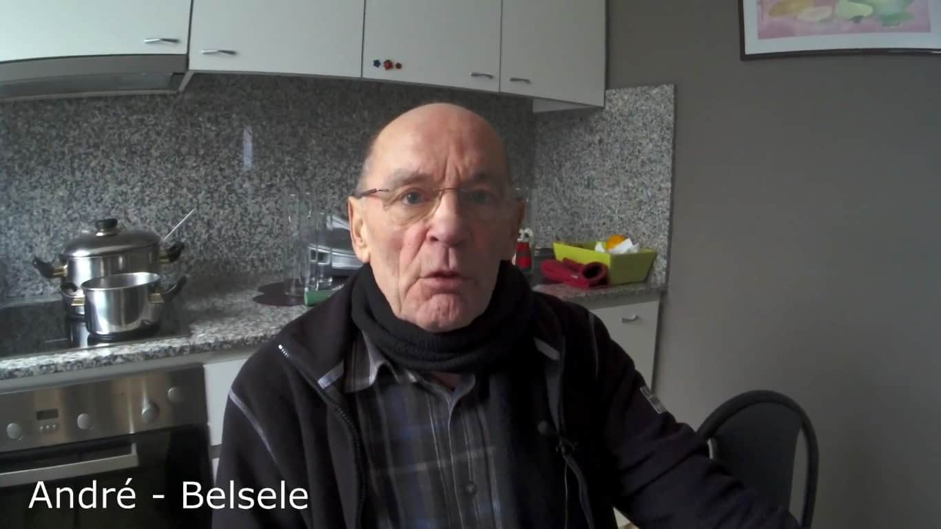 André De Rudder - Belsele