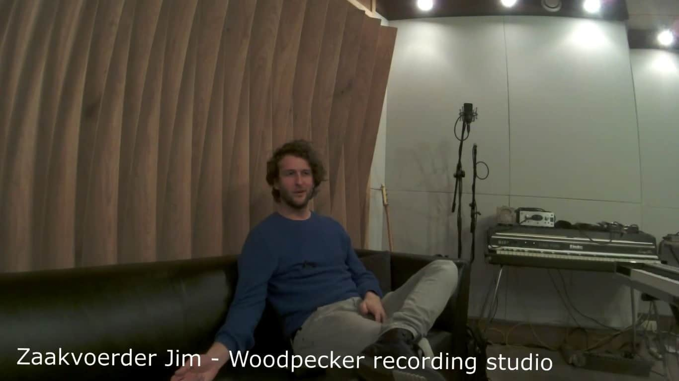 Jim - Woodpecker Studio